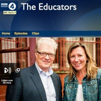 The Educators: Interview with Sarah Montague at BBC Radio Four
