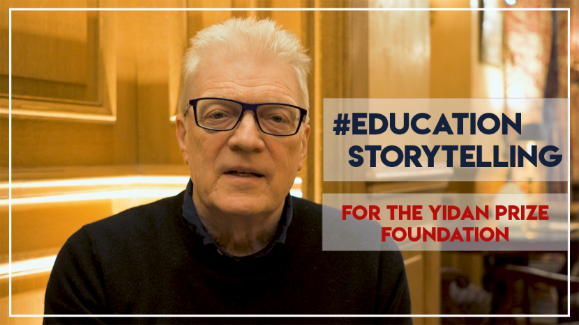 How Education Has Changed My Life - #EducationStorytelling